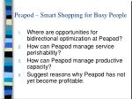 peapod smart shopping for busy people