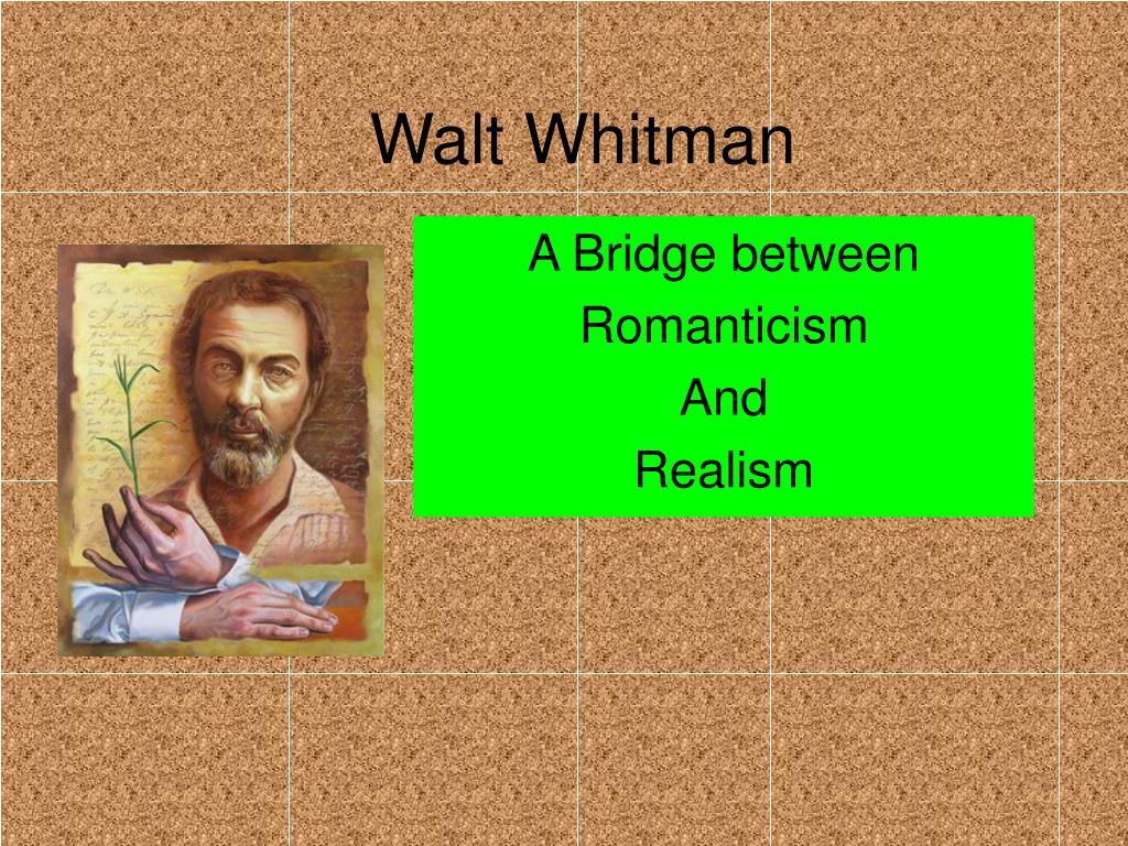 walt whitman l.