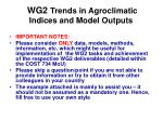wg2 trends in agroclimatic indices and model outputs3