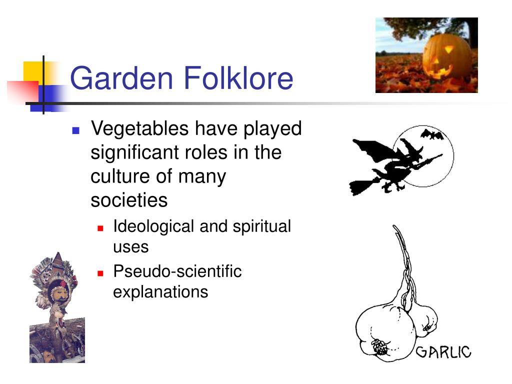 garden folklore l.