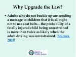 why upgrade the law20
