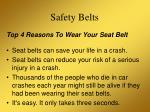 safety belts6