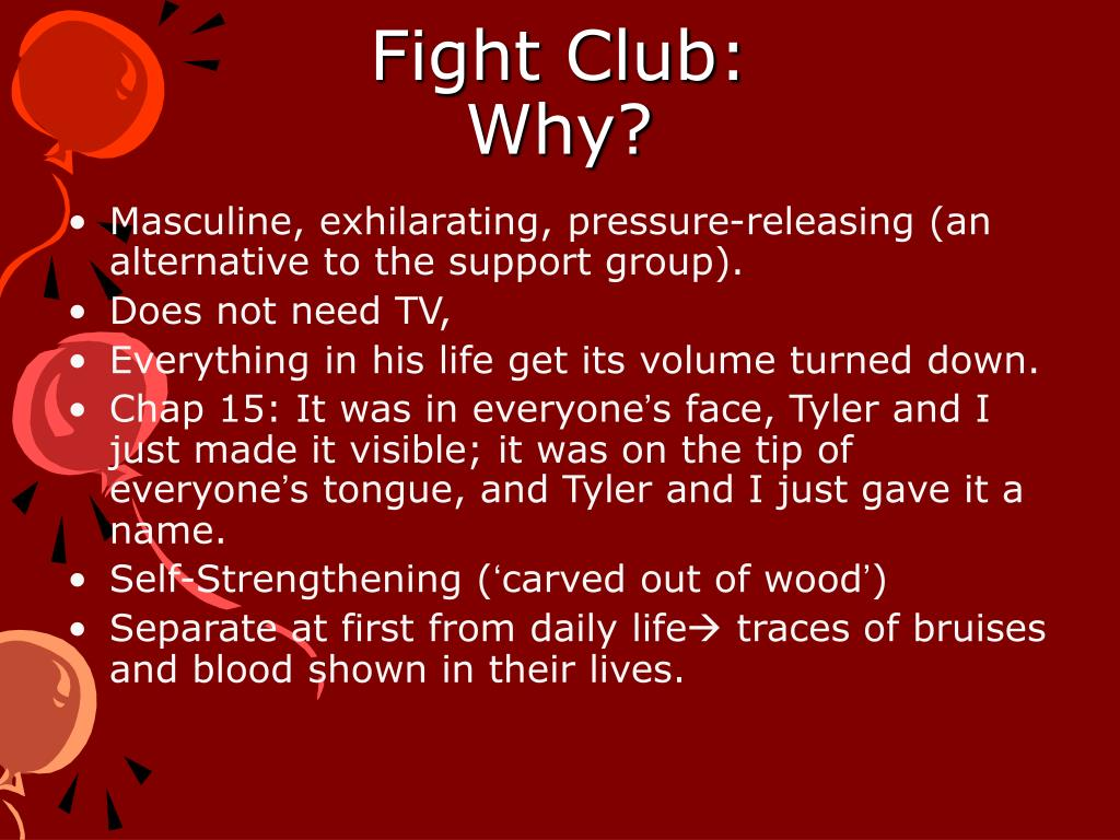 Fight Club: