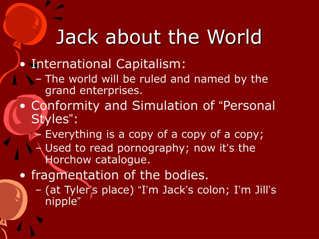 Jack about the World