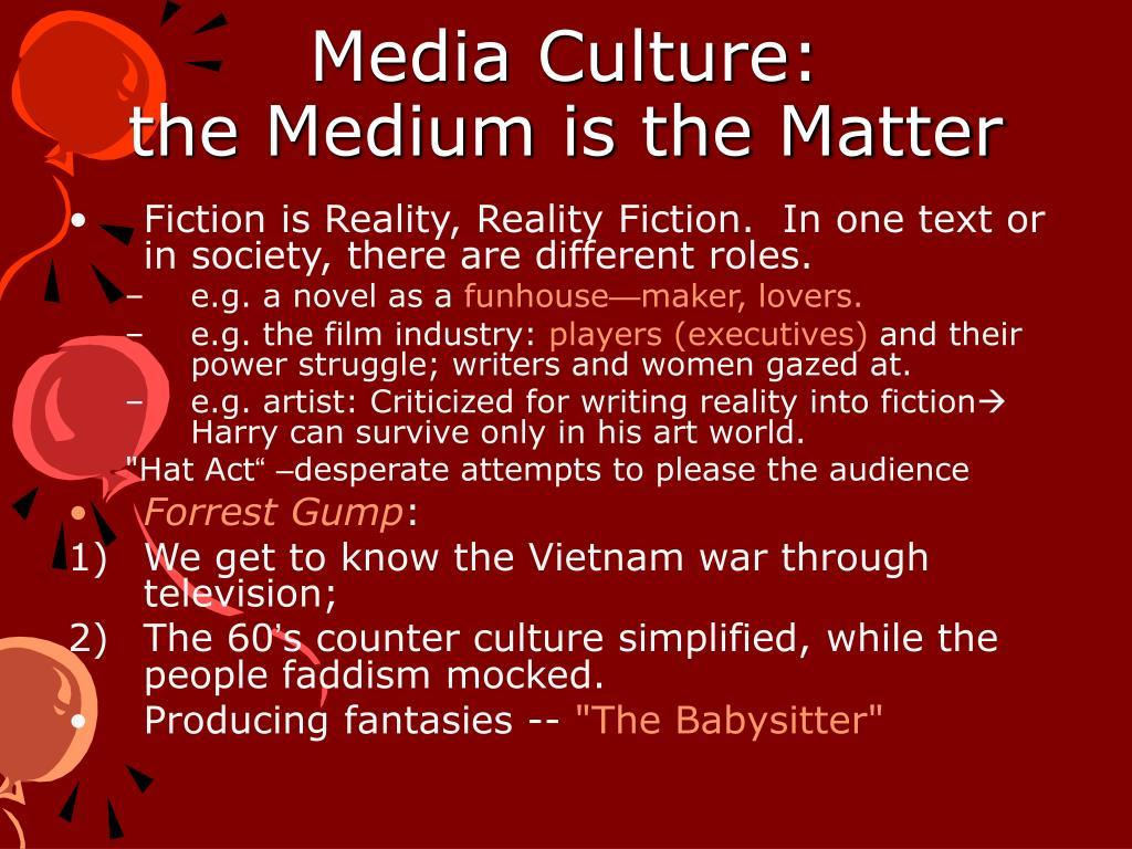 Media Culture: