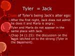 tyler jack28
