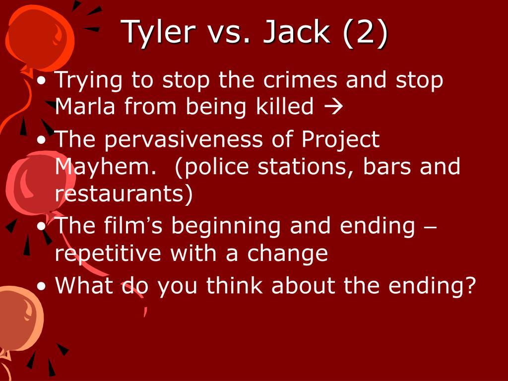 Tyler vs. Jack (2)