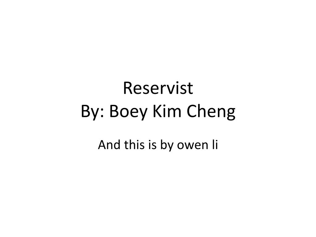 the planners boey kim cheng The planner – boey kim cheng 'the planners' is a poem composed by poet boey kim cheng in this poem, he has reveled his discomfort towards urbanization of his native land singapore.
