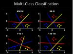 multi class classification112