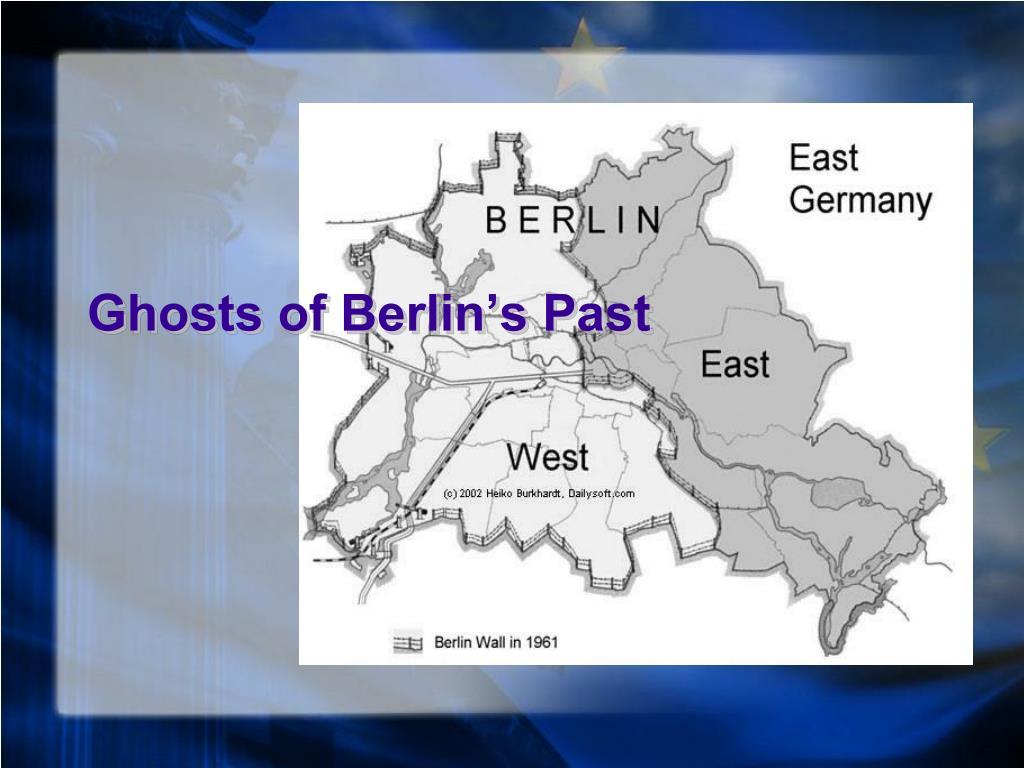 Ghosts of Berlin's Past