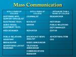 mass communication6