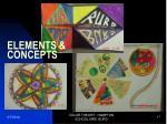 elements concepts