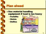 plan ahead21