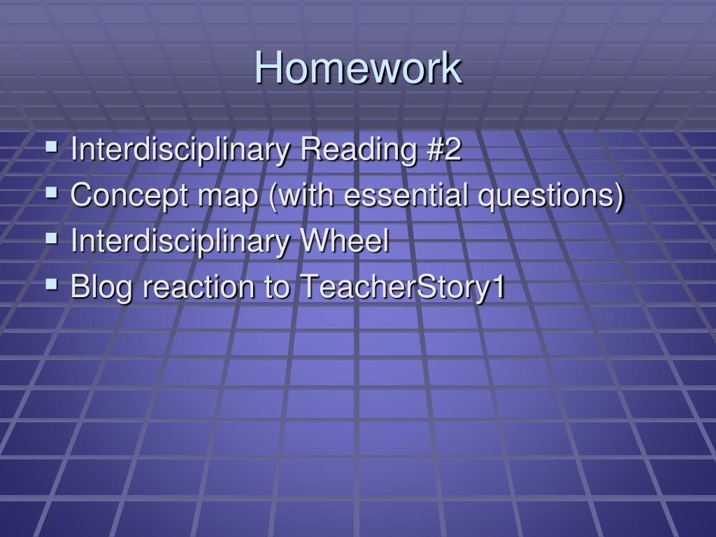 homework l.