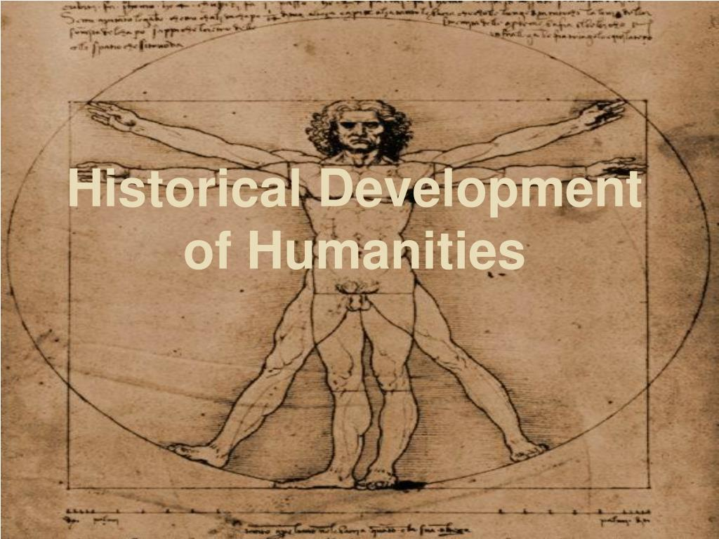 historical development of humanities l.