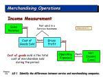 merchandising operations6