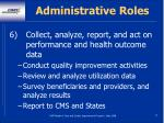 administrative roles17