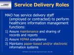 service delivery roles20