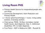 living room phs