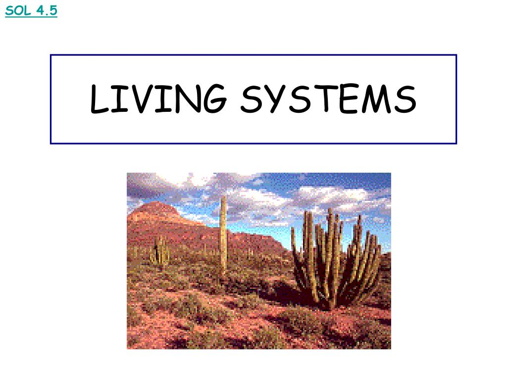 living systems l.