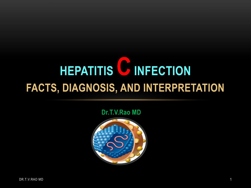 hepatitis c infection facts diagnosis and interpretation l.
