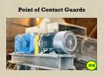 point of contact guards12