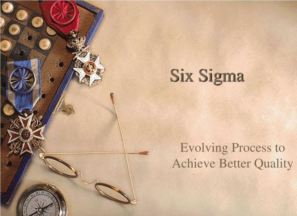 six sigma l.