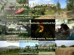 survey for portugal17