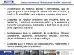 objetivos nuevas titulaciones familia industrial12