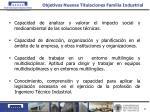 objetivos nuevas titulaciones familia industrial13