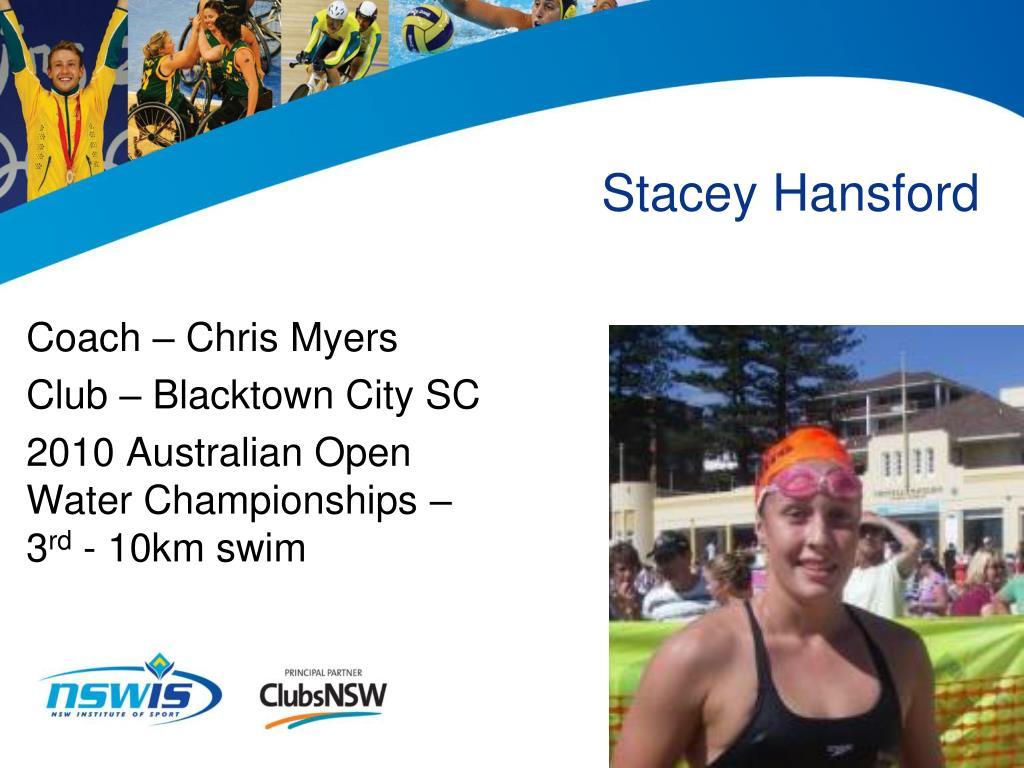 Stacey Hansford