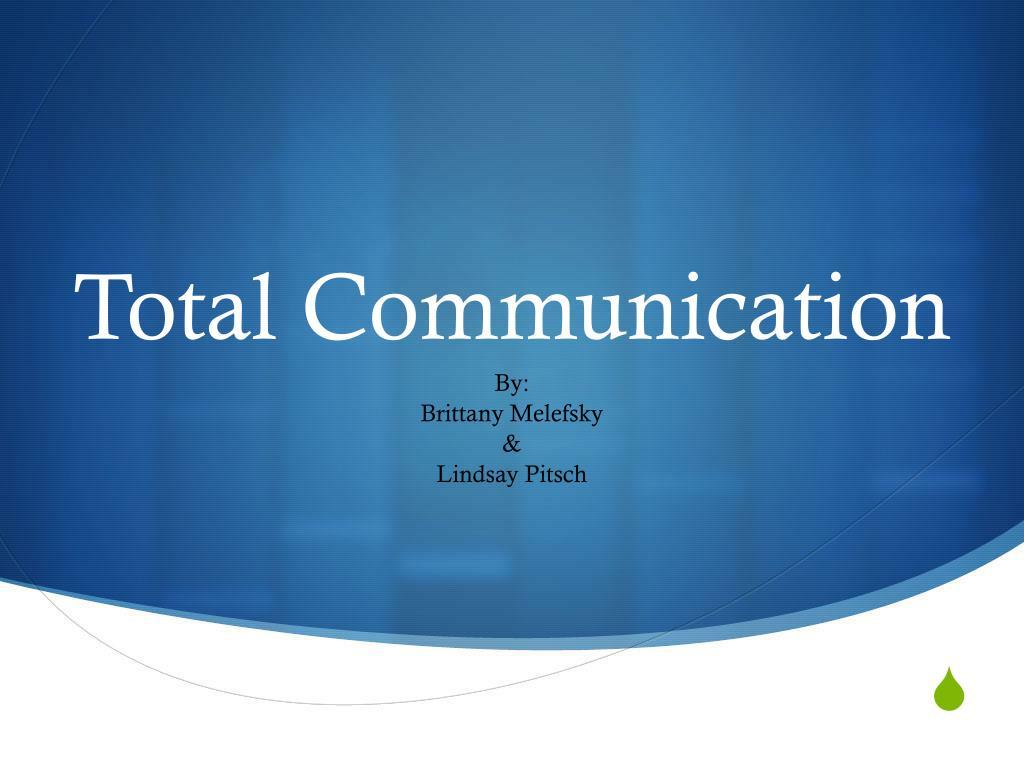 total communication l.