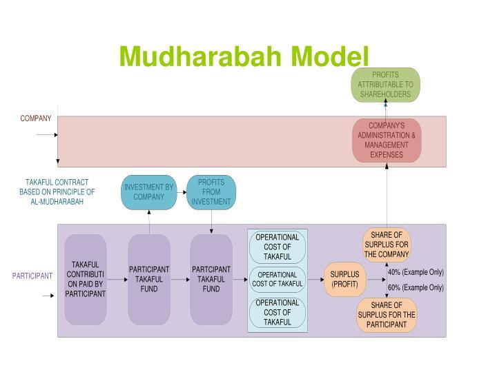 Mudharabah model