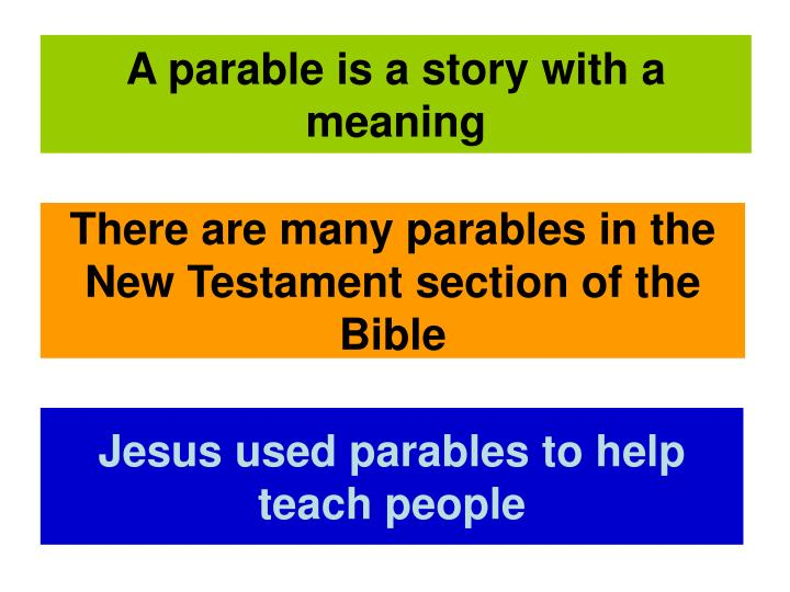 case 3 1 the parable of the What is the meaning of the parables of the lost sheep and lost coin  in the case of parables  3) a change in tense in each parable regarding the.