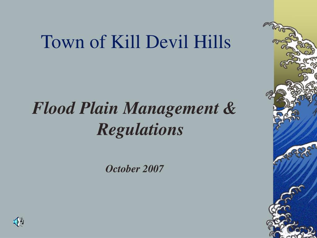 town of kill devil hills l.