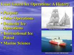 coast guard ice operations a history