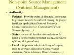 non point source management nutrient management17