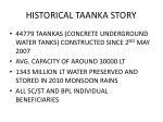 historical taanka story