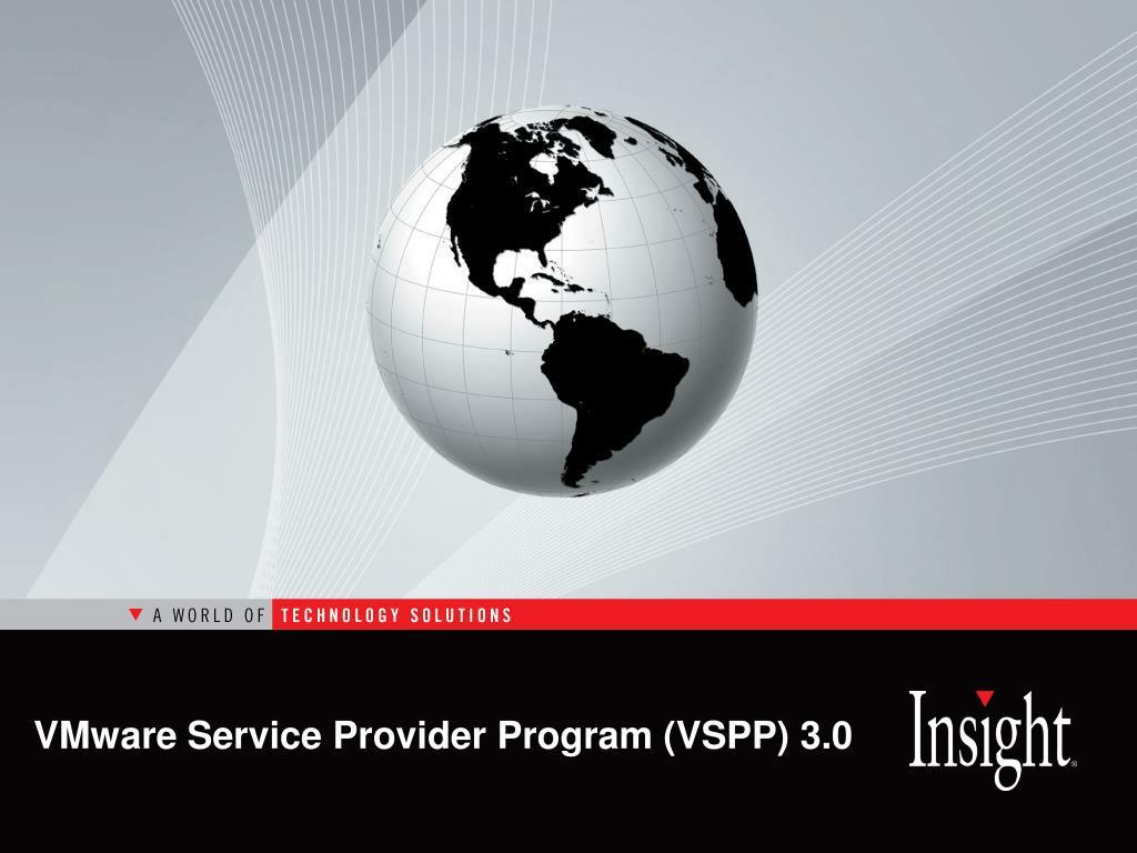 vmware service provider program vspp 3 0 l.