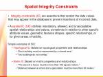 spatial integrity constraints