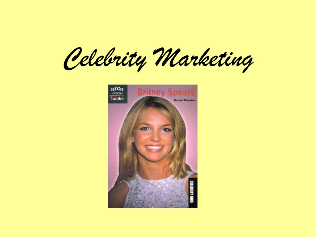 celebrity marketing l.