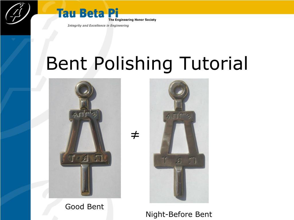 bent polishing tutorial l.