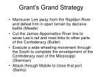 grant s grand strategy