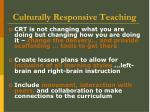 culturally responsive teaching15