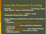 culturally responsive teaching20