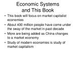 economic systems and this book