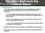 the class system in the united states46