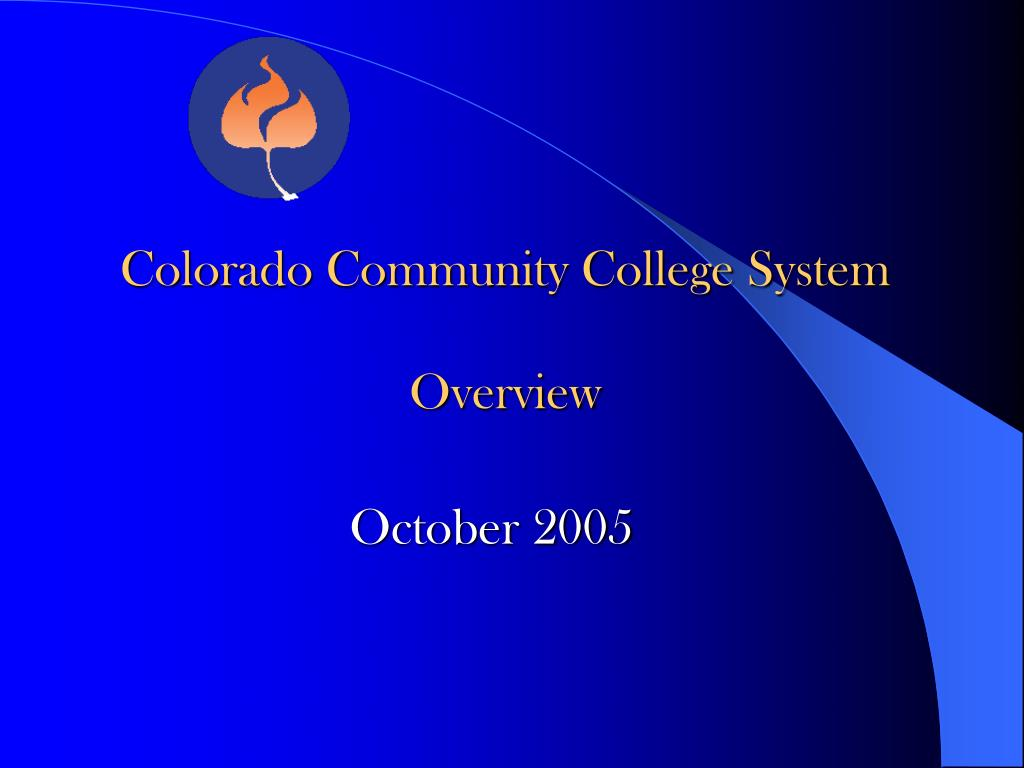 Colorado Community College System