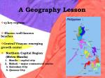 a geography lesson11