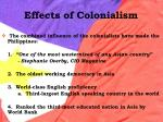 effects of colonialism15